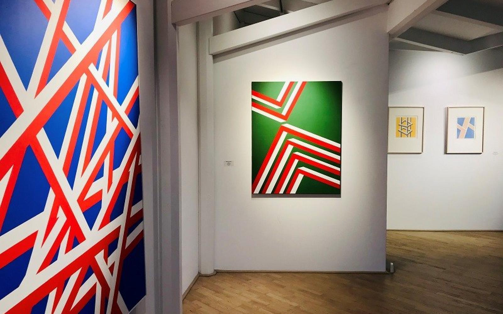 Pakosta in der Galerie Weihergut