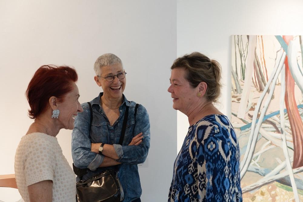 Anna Heindl und Frenzi Rigling im Gespräch