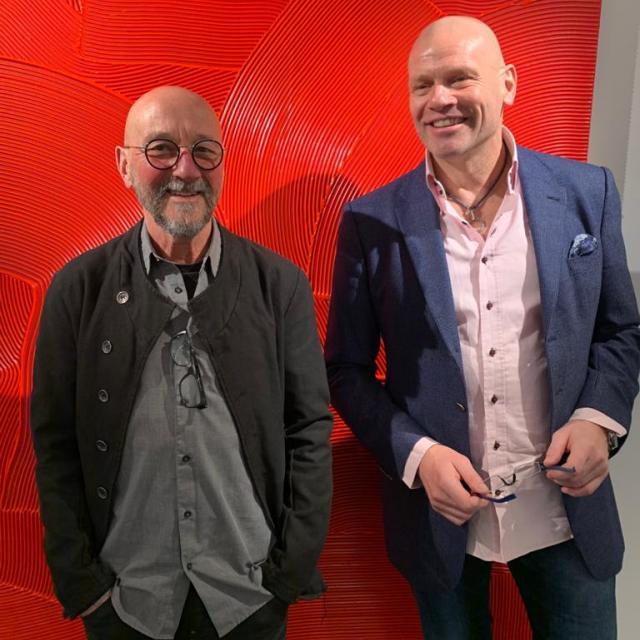 Künstlermatinée in der Galerie Weihergut mit Kammersänger Bo Skovhus