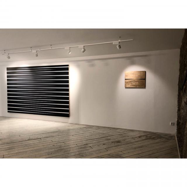 Installationview, 2018, Galerie Weihergut