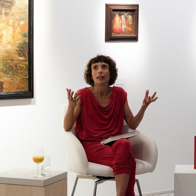 Lesung mit Ruth Brauer-Kvam