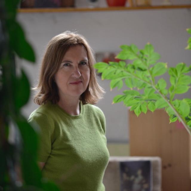 Ursula Hübner © Lukas Schaller